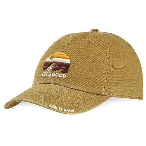 Life is Good Wave Circle LIG Chill Cap | Adjustable