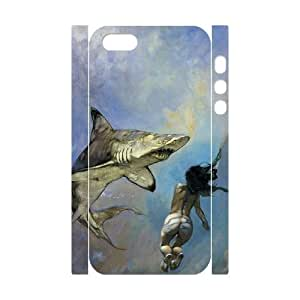 3D For HTC One M7 Phone Case Cover Zombie 3d, {White} 6229388342289