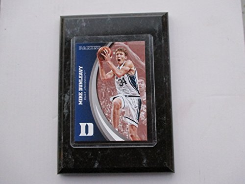 (Mike Dunleavy NBA Duke University Mounted Player Card 4x6)