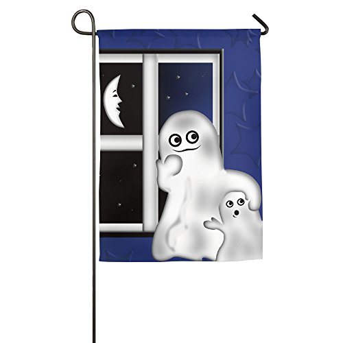 Halloween Ghost Window-moon Decorative Outdoors (Big Trouble In Little China Halloween Costumes)
