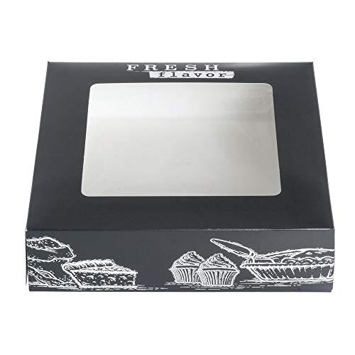 Inno-Pak Fresh Flavor Pie Box - 9L x 9W x 2 1/2H