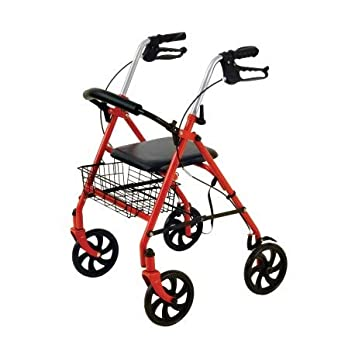 Desinflador de ruedas plegable - Asiento - Cesta - Wimed ...