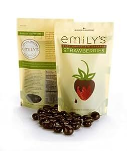 Emily's Dark Chocolate Covered Strawberries 20oz