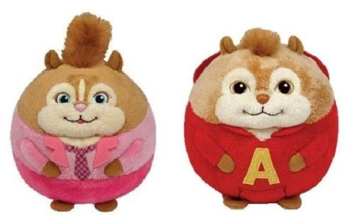 Alvin Chipmunk and Brittany Chipette 5