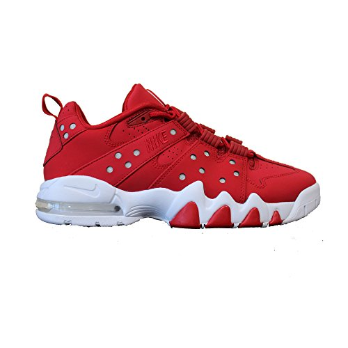 917752 Max 2 600 Low Air Red 8 Men's White CB'94 NIKE Size pwZ8FAqE