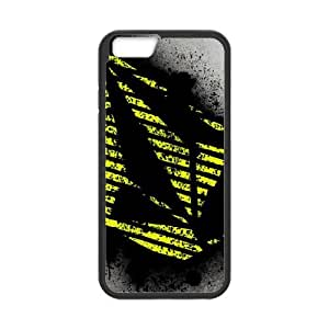 Volcom Volcom iPhone 6 Plus 5.5 Inch Cell Phone Case Black GYK53874