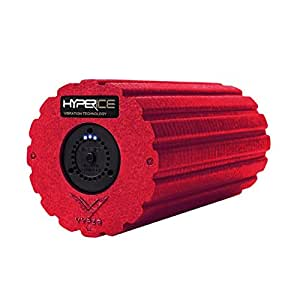 Hyperice Vyper Vibrating Massage Foam Roller: for Crossfit, Yoga, Trigger Point, Stretching & Recovery