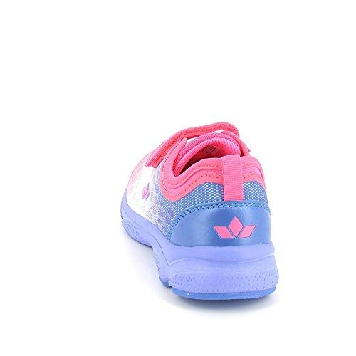Lico Jungen Sneaker RAY VS Nylon pink, EU 40