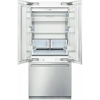 Bosch B36BT830NSBenchmark 19.5 Cu. Ft. Stainless Steel Counter Depth  Built In French Door