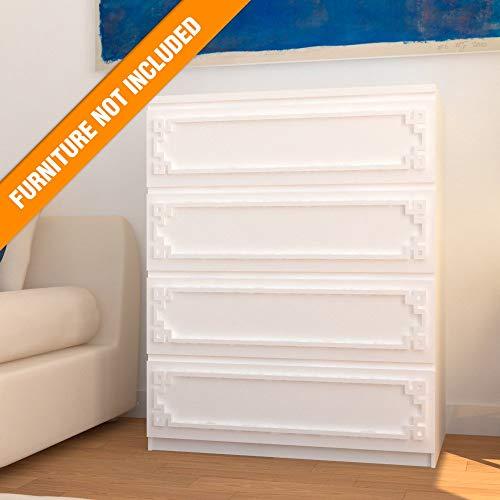 Greek Pattern - Fretwork Panel - Refurbish - Appliques - Fretwork - Furniture Decor - Furniture Hardware - Lattice - ()