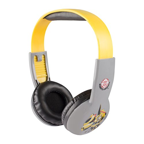 Transformers HP2-03096 Kid Safe Headphones