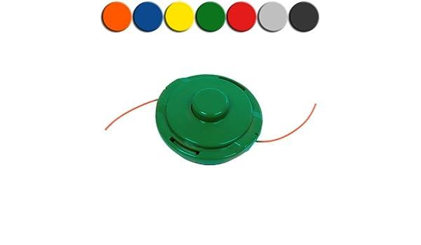 TIMBERTECH - Cabezal para desbrozadora disponible en color verde ...