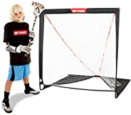 Kids Lacrosse Goal - Backyard Training, Practice & Exercise   Portable Lacrosse Net, Equipment &a