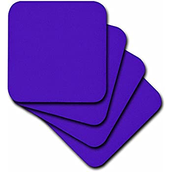 3dRose cst/_41533/_3 Lime Green Silk Ceramic Tile Coasters Set of 4