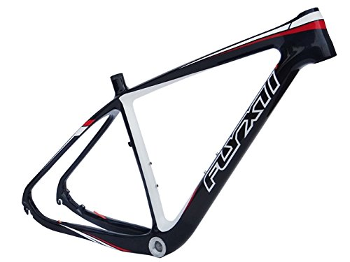 Flyxii Carbon Glossy 29er MTB Mountain Bike Frame ( For BB30 ) 15.5'' by flyxii