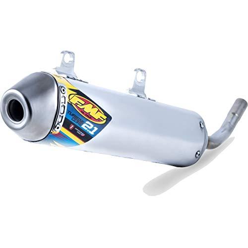 - 02-19 YAMAHA YZ250: FMF Turbinecore 2.1 Spark Arrestor Silencer