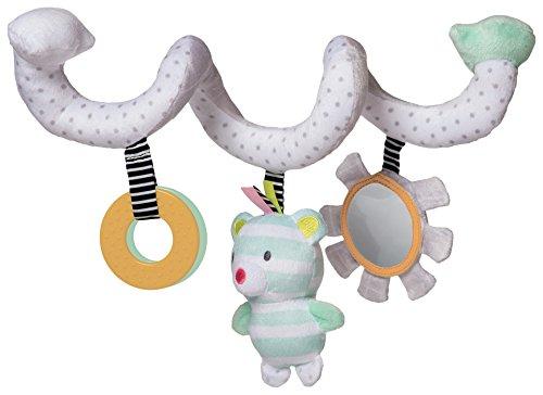 Manhattan Toy Playtime Plush Activity Spiral Bear by Manhattan Toy