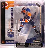 McFarlane Toys NHL Sports Picks Series 5 Action Figure: Mark Messier (Edmonton Oilers) White Jersey VARIANT