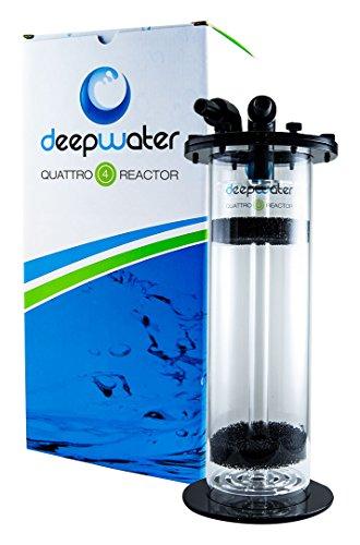 [해외]심해 수생 식물 콰트로 매체 반응기/Deepwater Aquatics Quattro Media Reactor