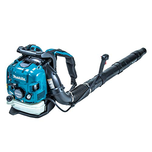 Makita EB7660TH 75.6 cc MM4 Engine Tube Throttle 4-Stroke Backpack Blower, Teal