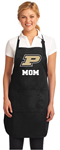 Purdue Mom Apron Purdue University Mom Aprons Adjustable w/ Pockets - Purdue Boilermakers Apron