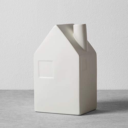 House Bud Vase - Hearth & Hand with Magnolia (Cream)