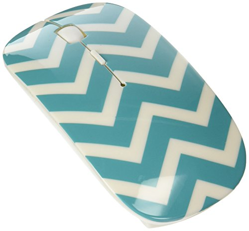 TopCase Chevron Turquoise Wireless Designed