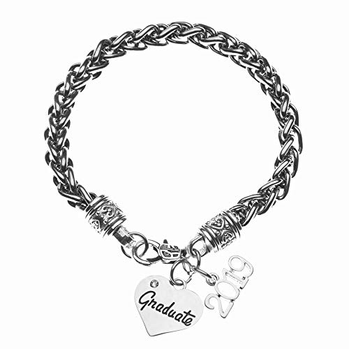 Infinity Collection 2019 Graduation Bracelet, Girls Graduation Gift, Graduation Jewelry, for Graduates, 2019 Edition