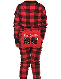 Kids Flapjack Onesie by LazyOne | Matching Family Christmas Pajamas + Adult, Kid, and Infant Sizes
