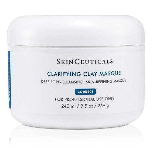 Skin Ceuticals by Skin Ceuticals Clarifying Clay Masque (Salon Size) --240ml/... (Package of 4 ()