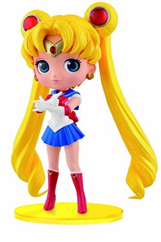 Banpresto Sailor Moon 5.5-Inch Q Posket Sailor Moon Figure
