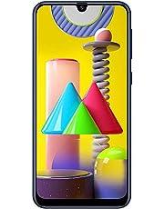Samsung Galaxy M31 Dual SIM - 128GB, 6GB RAM, 4G LTE - Blue