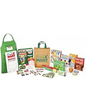 Melissa & Doug Fresh Mart Grocery Store Companion Collection (Play Sets & Play Kitchens, Great Gift for Girls and Boys - Best for 3, 4, 5 Year Olds and Up)
