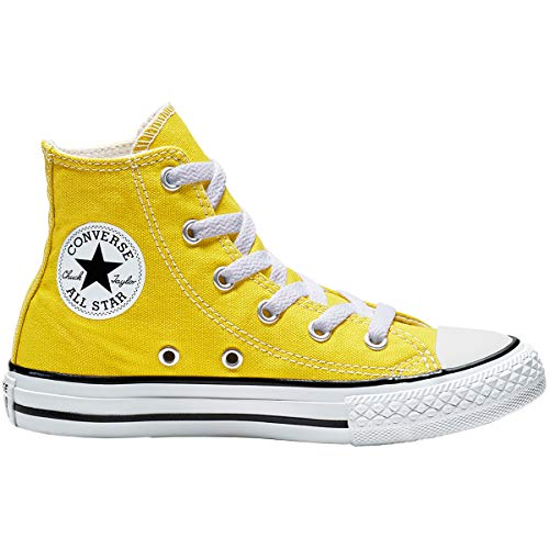 Hi Converse Youth Canvas Seasonal Giallo Ctas Formatori tqUdAwrUx
