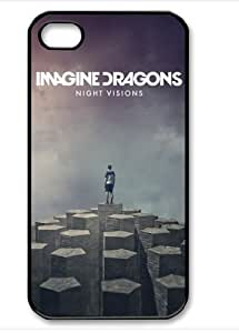 meilinF000Imagine Dragons Signed HD image case cover for iphone 6 plus 5.5 inch black well-designed giftmeilinF000