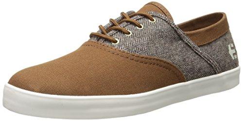 Etnies - Zapatillas para hombre Marrón Marrón / marrón claro Marrón - Marrón / marrón claro