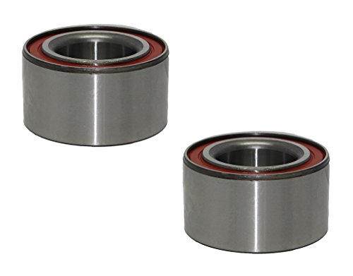 (Detroit Axle Both (2) New Driver & Passenger Side Complete Wheel Bearing )