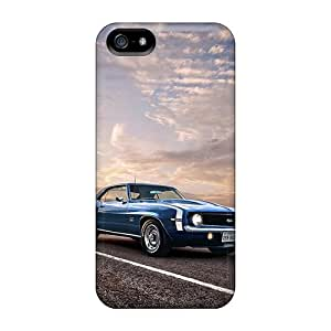 DAMillers Scratch-free Phone Case For Iphone 5/5s- Retail Packaging - Chevy Camaro Ss