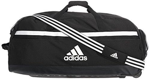 adidas Tiro 15 Sac de sport avec roulettes NoirBlanc Taille XL: : Sports et Loisirs