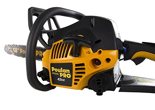 """Poulan Pro PP4218A 18"""" 42CC 2 Cycle Gas Powered Tree ..."""