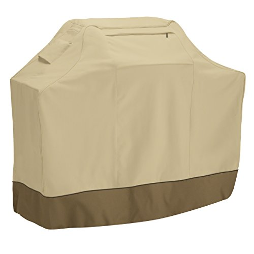 Classic Accessories Veranda Grill Cover - Durable BBQ Cover with Heavy-Duty Weather Resistant Fabric, X-Small, 38-Inch (For Sale Bar Accessories)