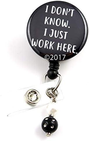 Nurse Badge Reel Cute Badge Reel Retractable ID Badge Holder Lanyard Nurse Gifts Badge Pull Too Legit To Quit Badge Reel