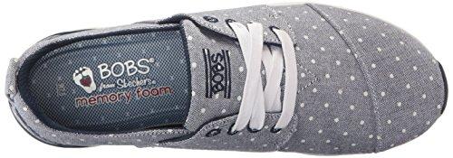 Skechers BOBS von Frauen Phresh Fashion Sneaker Marine-Punkt