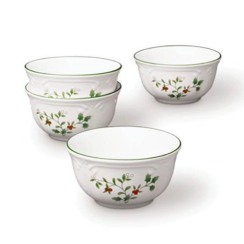 Pfaltzgraff Winterberry Deep Soup/Cereal Bowl