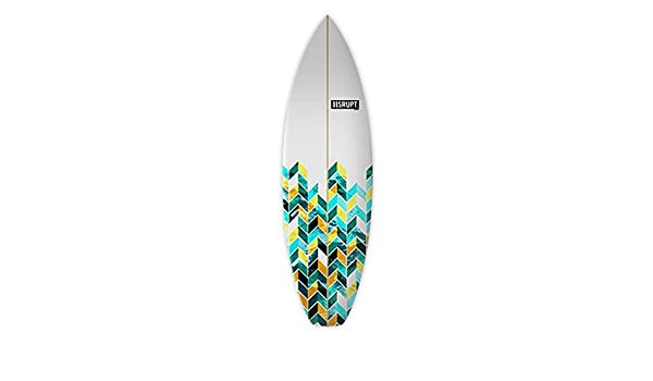 Amazon.com : Arrows Design, Disrupt Surfboard, (like DHD, JS, CI) (54 - 64) : Sports & Outdoors