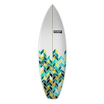 Diseño de flechas, interrumpir Tabla de surf