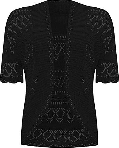 Black Bolero In US Size 4/6