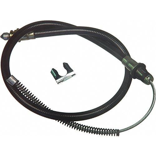 (Wagner BC38587 Premium Brake Cable, Rear)