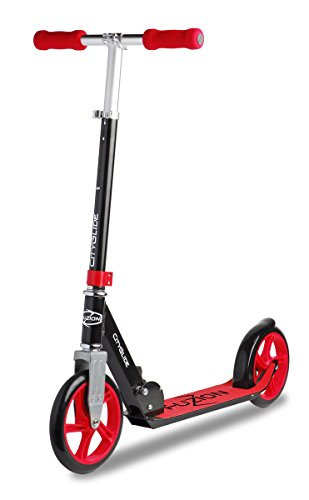 Fuzion Cityglide Adult Kick Scooter (Red)