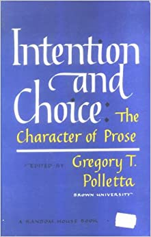 what are the characteristics of prose